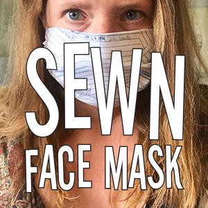 Sewn Face Mask