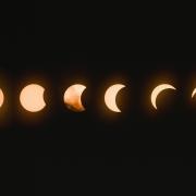 Total Lunar Eclipse photograph