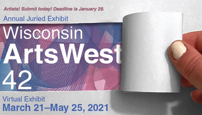 Artswest website image