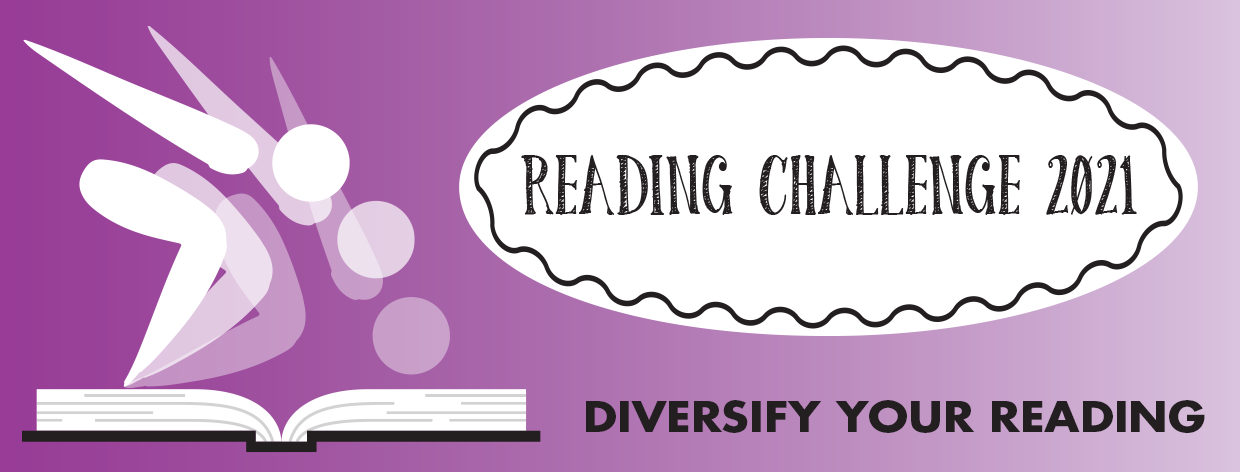 "Reading Challenge 2021 - ""Diversify Your Reading"""
