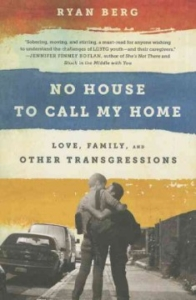 Cover art for Ryan Berg's No House to Call My Home