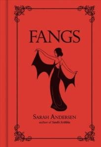 Cover art for graphic novel Fangs