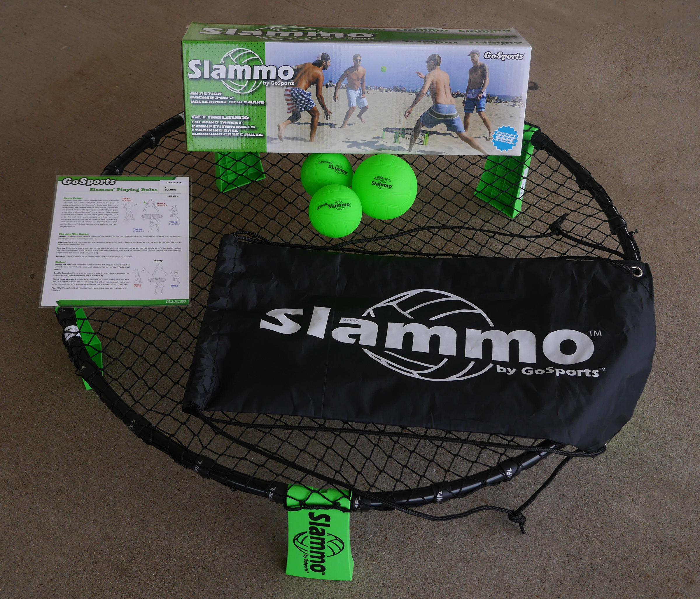 Slammo Kit
