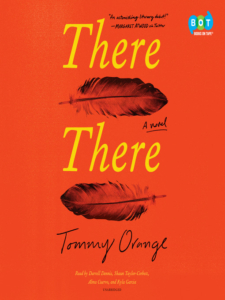 cover art for Tommy Orange's book There There